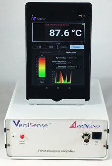 VertiSense Imaging Amplifier with Controller